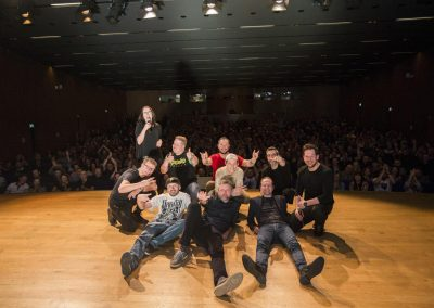 1 Gala Stand Up w Brukseli
