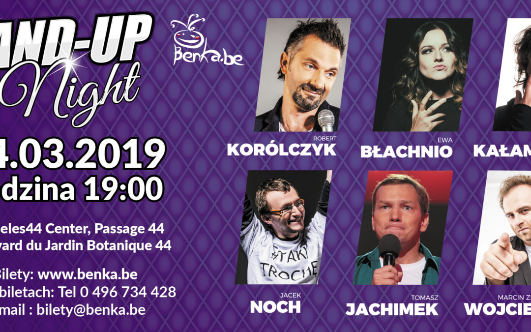 2. Gala Stand Up – Stand Up Night